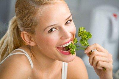 Любители овощей и фруктов - обычно дружелюбны