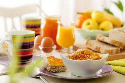 Основные правила сбалансированного завтрака