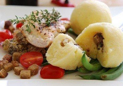 Рецепт приготовления белорусских клецок с «душами»