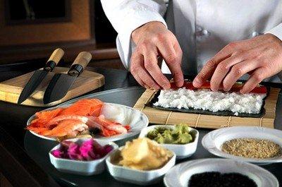 Разновидности суши-ресторанов