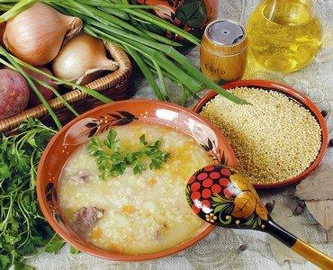 Рецепт приготовления блюда «Кулеш»