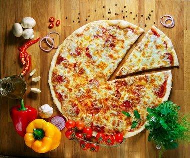 В чем заключается несомненная польза пиццы?