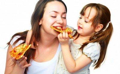 Как пицца влияет на здоровье человека?