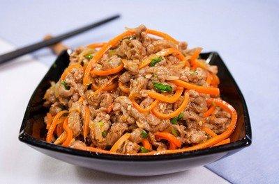 Любимейшее блюдо из мяса в Корее - «Хе»