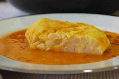 Truita amb suc - знаменитая на весь мир овощная тортилья