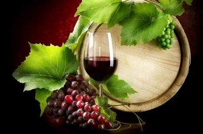 Домашнее виноградное вино «Любимое» своими руками