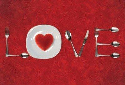 Эротическая еда для любви и чувств