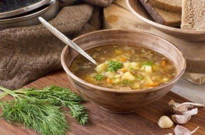 «Крупеня» представляет из себя и суп и каша