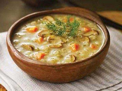 Ингредиенты для приготовления блюда «Крупеня»