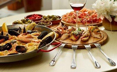Прелесть и очарование кухни побережья Коста-Дорада