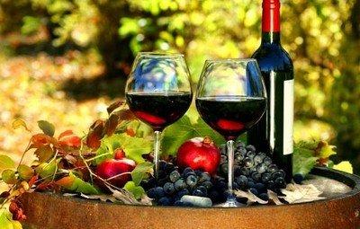 Рецепт приготовления виноградного вина «Любимое»