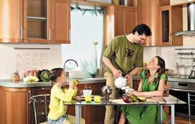 Как сделать кухню удобной и уютной