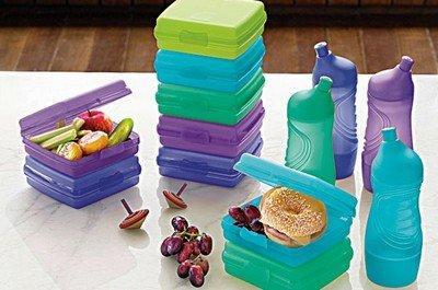 Из чего изготавливают пищевые контейнеры