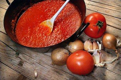 Что простого можно приготовить из обыкновенных помидор?