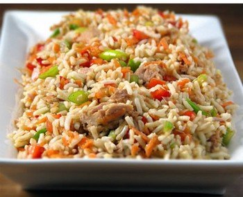 Рецепт приготовления риса-карри