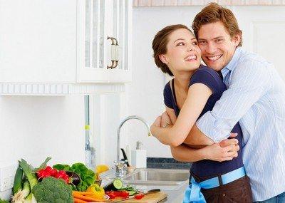 Кухня - это частое место встречи семьи, и поэтому она должна быть уютной