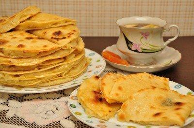 «Кыстыбый» - национальный татарский пирог