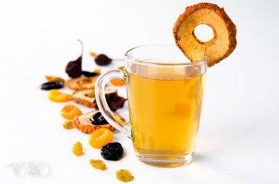 Узвар - древнерусский напиток из сухофруктов