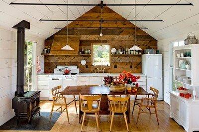 Небольшие уловки для создания уюьтной кухни