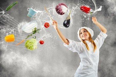 С сайтом «Готовим Дома» у любого получиться превратить приготовление блюд в музыку