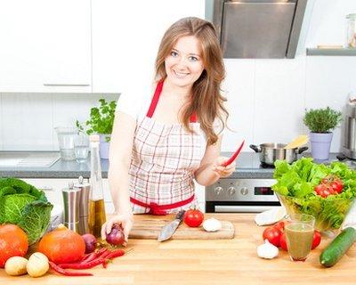 Готовим Дома - уникальный кулинарный сайт для женщин