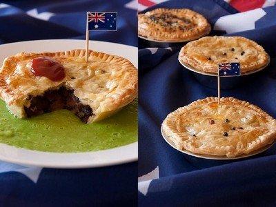 Одна из самых экзотических кухонь - австралийская
