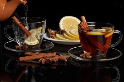 Чай с корицей - лучшее средство от простуды