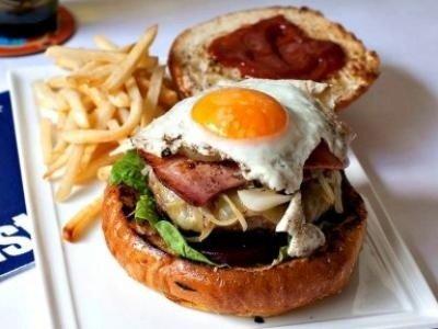 Гамбургер по-австралийски