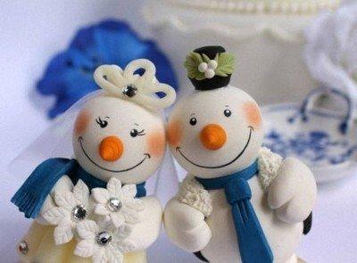 Рецепт приготовления новогоднего торта для детей «Волшебный снеговик»