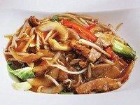 Рецепт хрустящей лапши с пекинской уткой