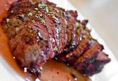 Бифштекс «Сумчатый» - любимое блюдо австралийцев - нации мясоедов