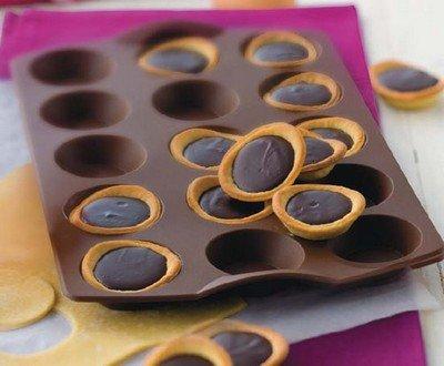 Форма из силикона для выпечки