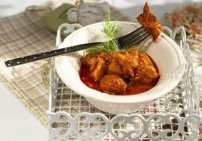 Рецепт приготовления говядины в томатном соусе