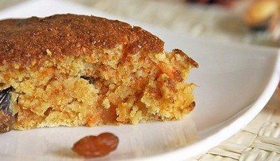 Рецепт приготовления пирога из сухарей с сухофруктами