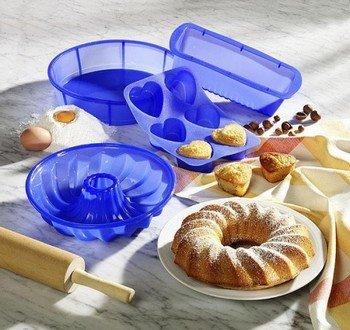 Формы для выпечки из пластика