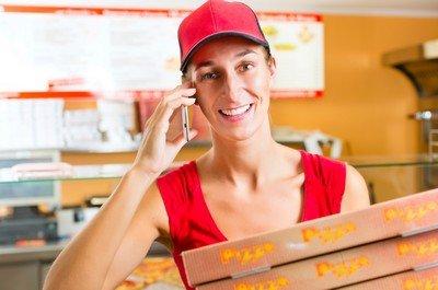 Доставка еды на дом - востребованный среди потребителей сервис