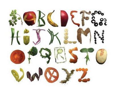 Кулинарная азбука - термины в книгах рецептов