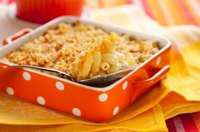 Рецепт приготовления вкусной макаронной запеканки с тушенкой