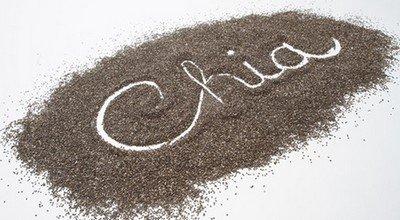 Семена чиа - полезная пища стран Латинской Америки