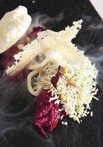 Давайте приготовим пять состояний сыра со свеклой