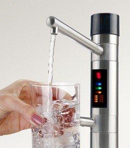 Домашний ионизатор воды