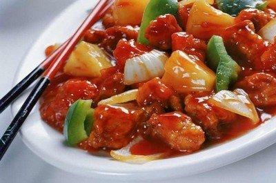 Как приготовить курицу по-тайски с остро-сладким соусом