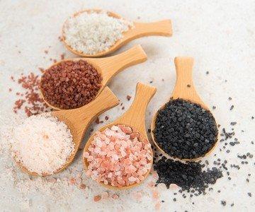 Какие существуют разновидности пищевой соли?