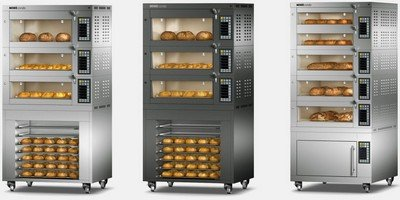 Подовые печи - основа любого хлебопекарного производства