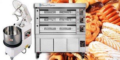 Профессиональное хлебопекарское оборудование — залог успешного бизнеса