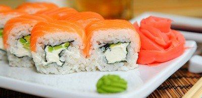 Рецепт самостоятельного приготовления суши в домашних условиях