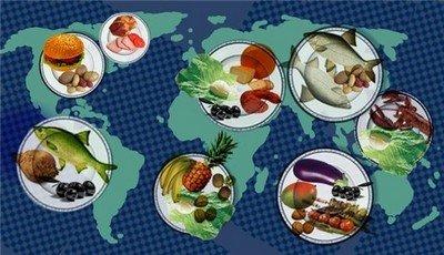 Отличительные особенности кухонь народов мира