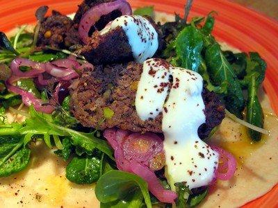 Как приготовить кюфта-кебаб из ягнятины?