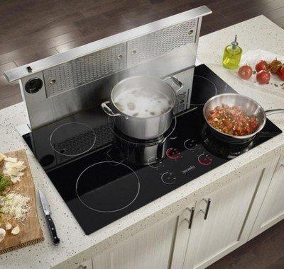 Многокомфорочная индукционная плита