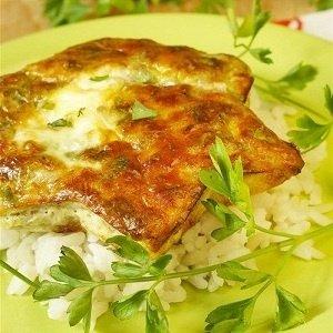 Рецепт приготовления телятины запеченной в омлете